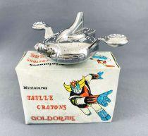 Grendizer - Teci Antenne 2 1978 - Goldrake Spazer metal pencil-sharpner