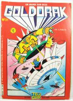 Grendizer - Tele-Guide Editions - Goldorak Monthly Magazine #31