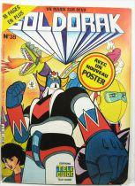 Grendizer - Tele-Guide Editions - Goldorak Monthly Magazine #38