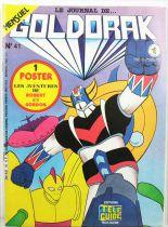 Grendizer - Tele-Guide Editions - Goldorak Monthly Magazine #41