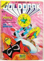 Grendizer - Tele-Guide Editions - Goldorak Monthly Magazine #42