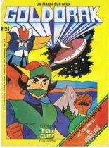 Grendizer - Tele-Guide Editions - Grendizer #25