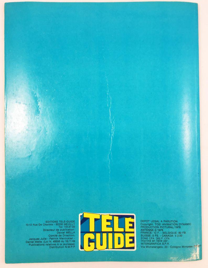 Grendizer - Tele-Guide Editions - Grendizer Special n°14