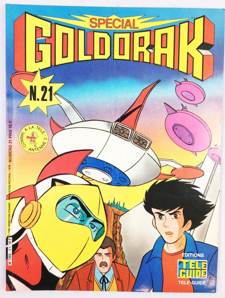 Grendizer - Tele-Guide Editions - Grendizer Special n°21