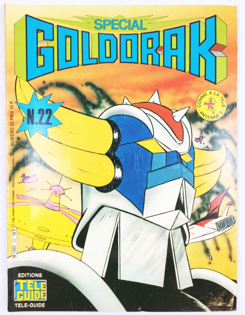 Grendizer - Tele-Guide Editions - Grendizer Special n°22