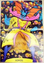 Grendizer - Tele-Guide Editions - Poster Zuril