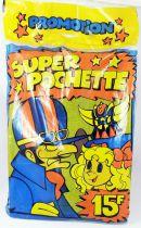 Grendizer - Tele-Guide Editions - Super Promotional Comic Pack (Candy, Flintstones, Scooby-Doo, Grendizer)
