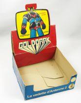 Grendizer Magnetic Figure Display Store (Magneto n°3136) - Grendizer