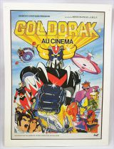 Grendizer the Movie - Technical sheet lobby card - Toei Dynamic Pictural AMLF-Paris