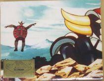 Grendizer the Movie - Toei Pictural Films lobby card (Game Game)