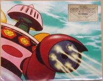 Grendizer the Movie - Toei Pictural Films lobby card (Muro Muro)