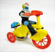 Grendizer with Tricycle - Wind-Up - Robin 1977