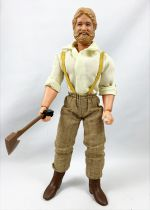 Grizzly Adams - Mattel (ref.2377) occasion