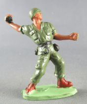 Guilbert - Armée Moderne - Soldat Casqué Grenadier