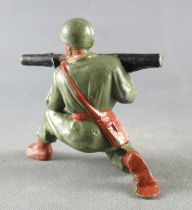 Guilbert - Modern Army - Khaki Infantry bazooka kneeling