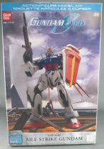 Gundam Seed - Bandai - GAT-X105 Aile Strike Gundam - 1:100 Action Figure Model Kit