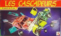 Gyro Jets Stunt Cars - Maggiolino Volskwagen & Chevrolet Blazer