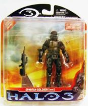 Halo 3 - Series 2 - Spartan Soldier [ODST]