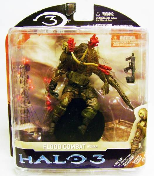 Halo 3 - Series 3 - Flood Combat Human