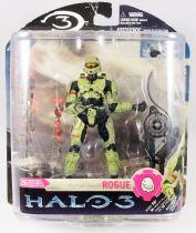 Halo 3 - Series 3 - Spartan Soldier Rogue