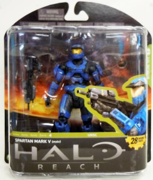 Halo Reach - Series 4 - Spartan Mark V