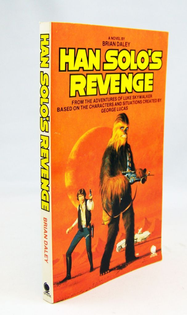 Han Solo\'s Revenge - Roman - Sphere Books 1980 02