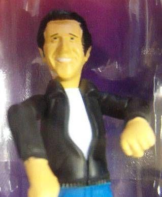 Happy Days - 3D Animator Action Puppet - The Fonz - Fun4All