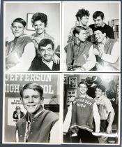 Happy Days - Paramount Pictures (1974) - Set de 4 Photos Promotionnelles Originales 25x20cm
