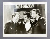 Happy Days - Paramount Pictures (1983) - Welcome Home ( Richie, Fonzie & Ralph) Lobby Card