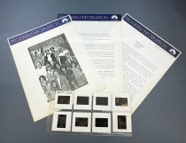 Happy Days - Paramount Pictures (1984) - Set of 8 Promotional Slide Photos & Documents