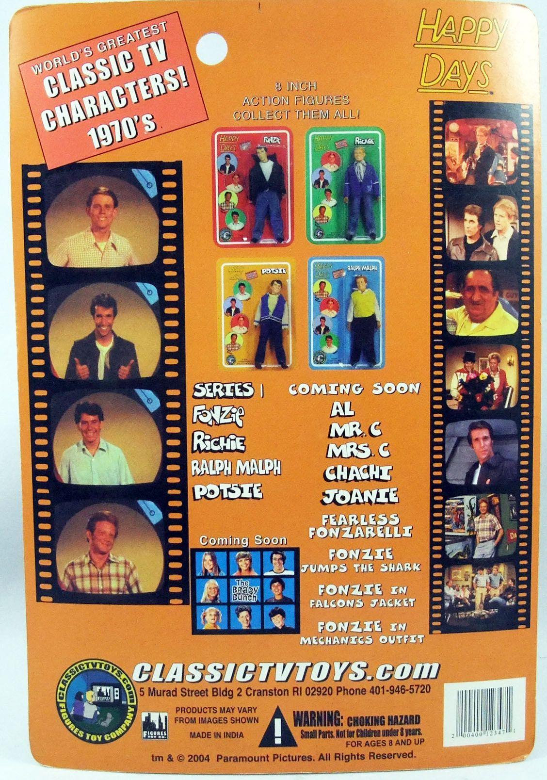 Happy days - Potsie Webb - ClassicTVToys