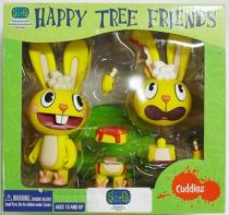 Happy Tree Friends - Cuddles - Figurine vinyl SEG