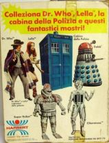 Harbert - Dr. Who Mego action figure (boxed)