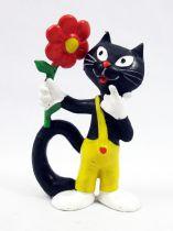 Haribo Katinchen - Figurine PVC Schleich - Katinchen avec fleur