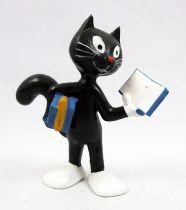 Haribo Katinchen - Figurine PVC Schleich - Katinchen avec livres