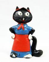 Haribo Katinchen - Figurine PVC Schleich - Katinchen fermière
