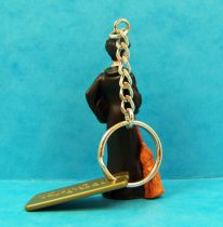 Harry Potter - Achterbahn AG - Keychain - Harry and his Magical Flying Broomsticks