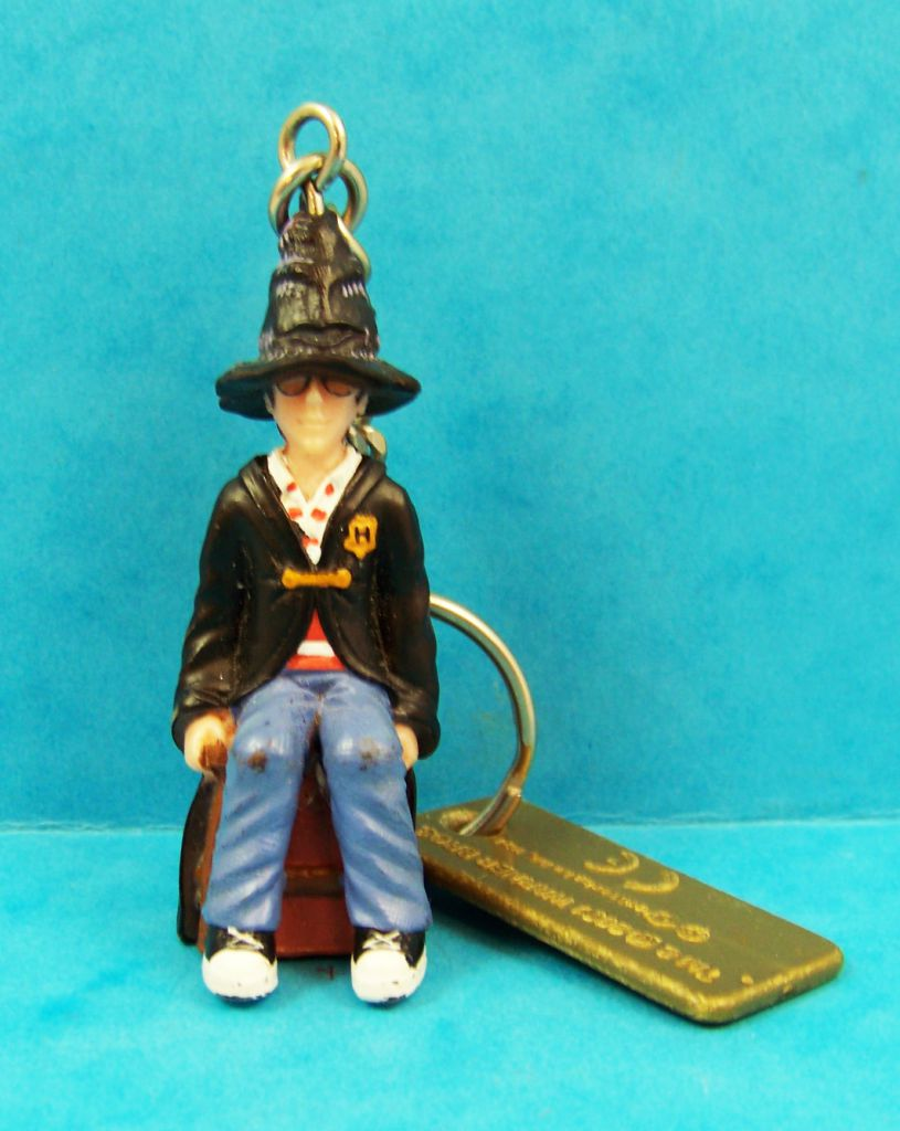 Harry Potter - Achterbahn AG - Keychain - Harry and Sorting Hat