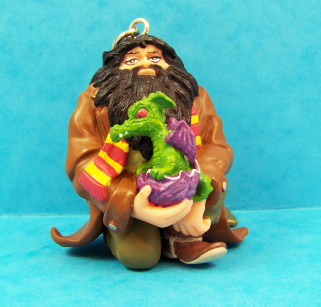 Harry Potter - Achterbahn AG - Keychain - Rubeus Hagrid and his Dragon
