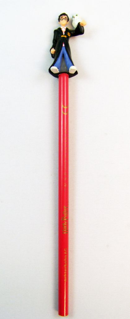 Harry Potter - Achterbahn AG - Pencil with Top - Harry and Hedwig (loose)