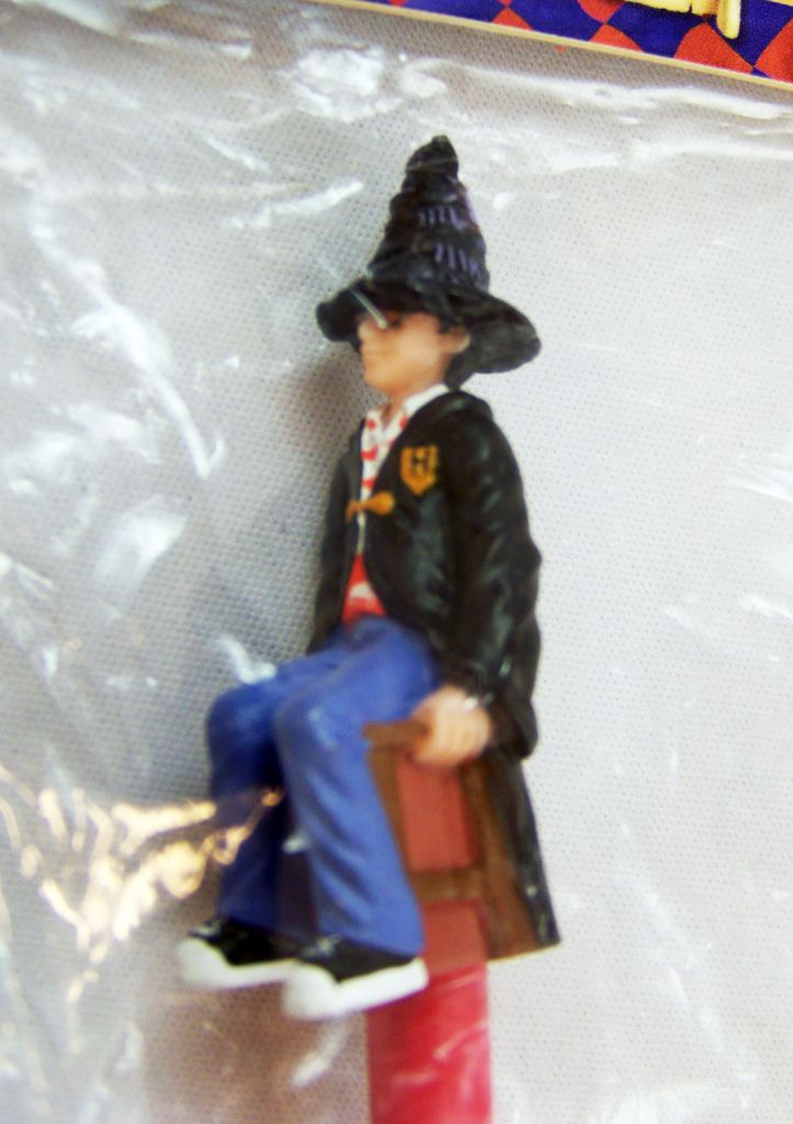 Harry Potter - Achterbahn AG - Pencil with Top - Harry and Sorting Hat (mint)