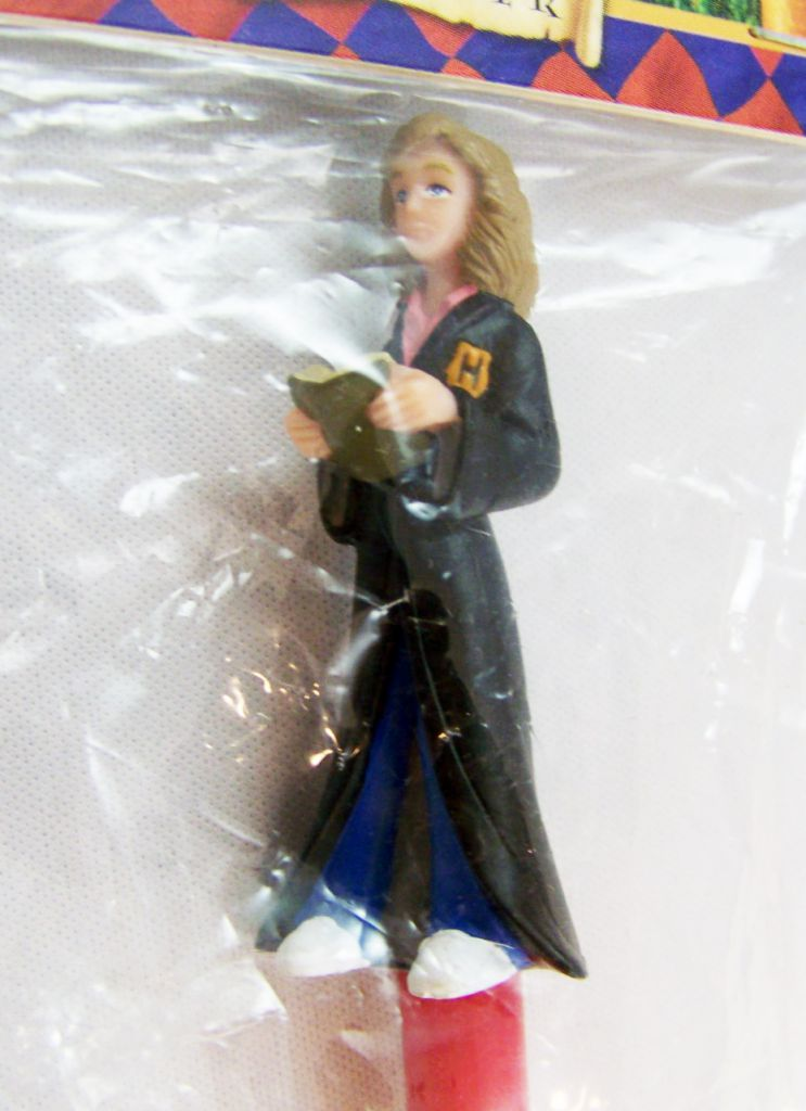 Harry Potter - Achterbahn AG - Pencil with Top - Hermione Granger (mint)