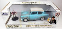 Harry Potter - Jada - 1959 Ford Anglia & Harry - vehicule metal 1:24ème