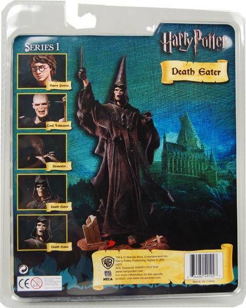 NECA Harry Potter 1 série Harry Potter 6 Figurine avec Base /& Baguette