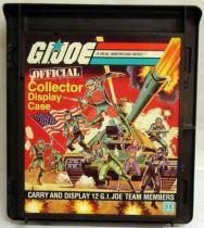 Hasbro - 1982 Official G.I.Joe Collector Display Case
