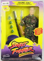 "Hasbro - Colonel Guile 12"" figure (Street Fighter Movie)"