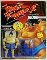 Hasbro - E. Honda (Street Fighter II / G.I.Joe)