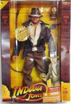 Hasbro - Raiders of the Lost Ark - Indiana Jones 12\'\' talking figure