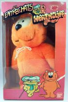 "Heathcliff - Bandai - 14\"" Heathcliff Plush doll (mint in box)"
