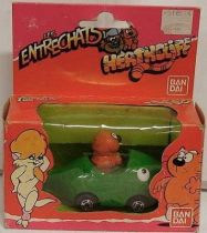 Heathcliff - Bandai - Heathcliff\'s fish-car